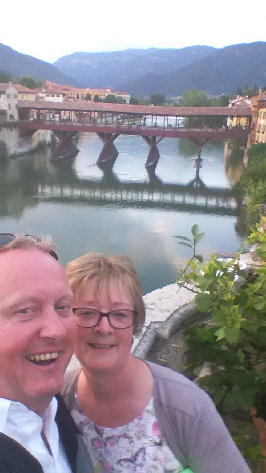 Ponte Vecchio Bassano del Grappa Italy