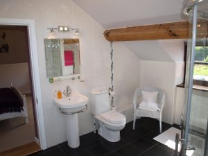 Hawthorns B&B annex En-Suite