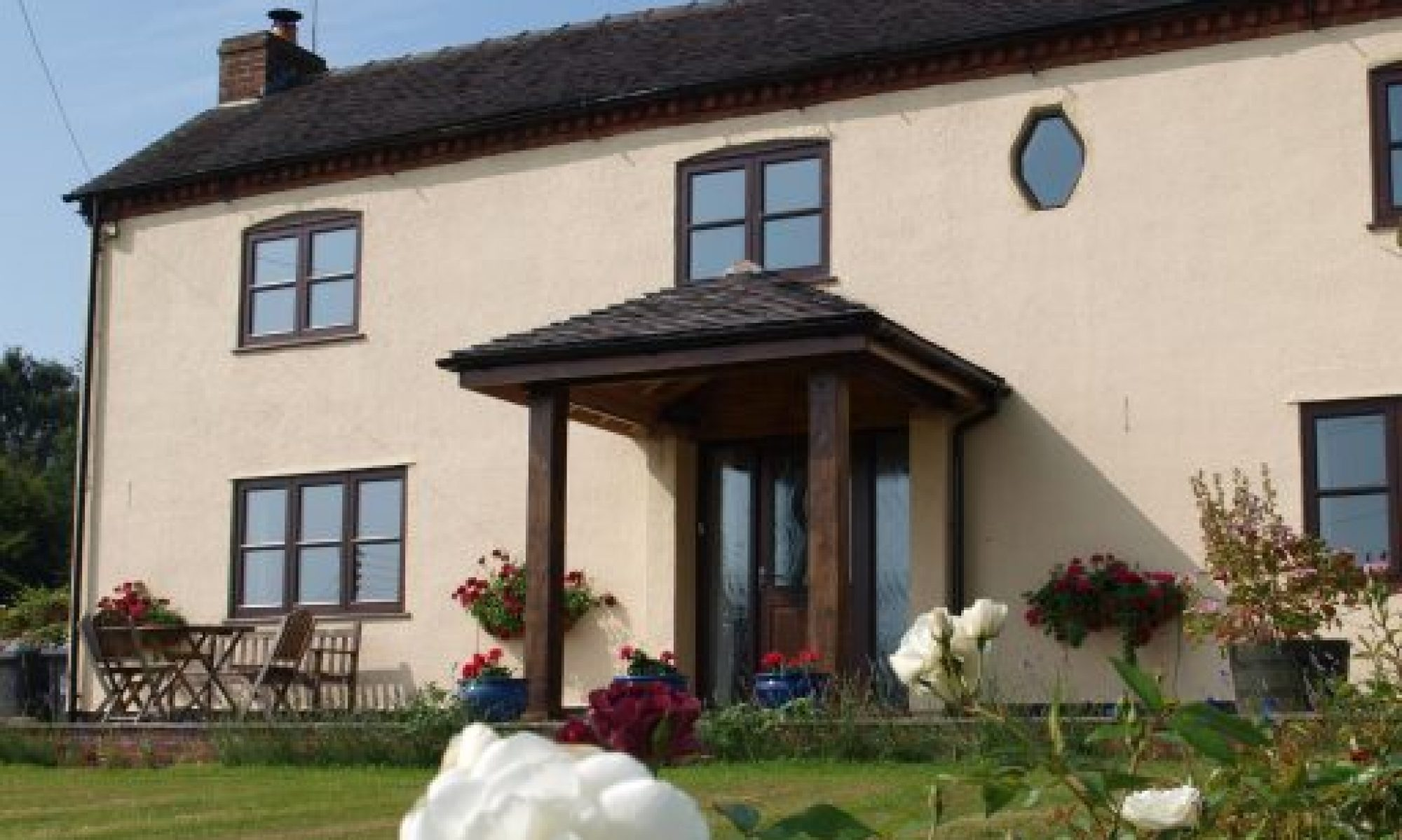 The Hawthorns B&B Ashley Staffordshire